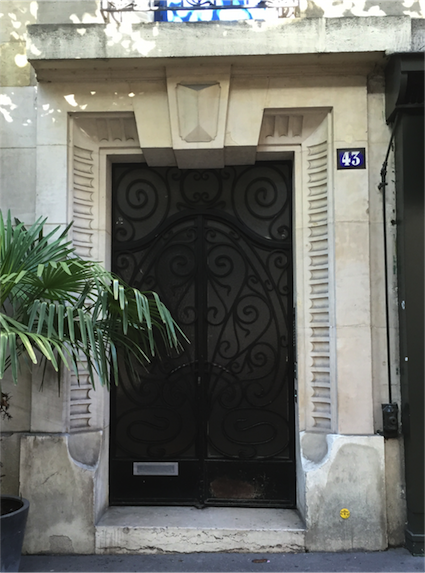 Art deco ou Art nouveau - eureka paris - chasseur appartement a paris